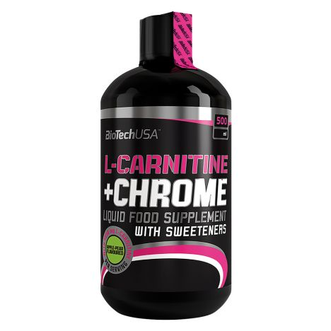 L-Carnitine 35.000 + Chrome concentrate (500ml)