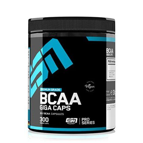 BCAA Giga Caps (300 Kapseln)