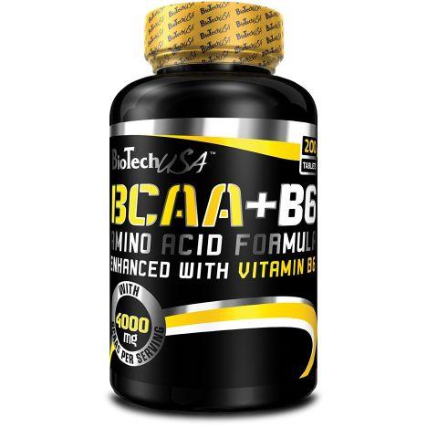 BCAA+B6 (200 Tabletten)