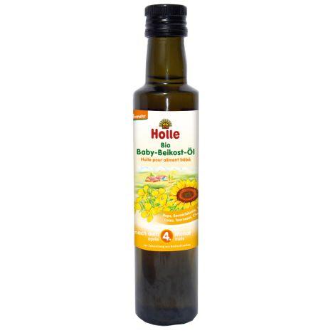 Bio-Baby-Beikost-Öl, nach dem 4. Monat (250ml)