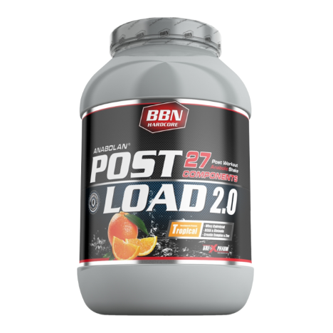 Anabolan Post Load 2.0 (1800g) MHD 31.10.2017