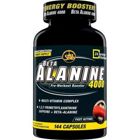 Beta Alanine 4000 (144 Kapseln)