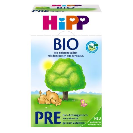Bio PRE Anfangsmilch (600g)