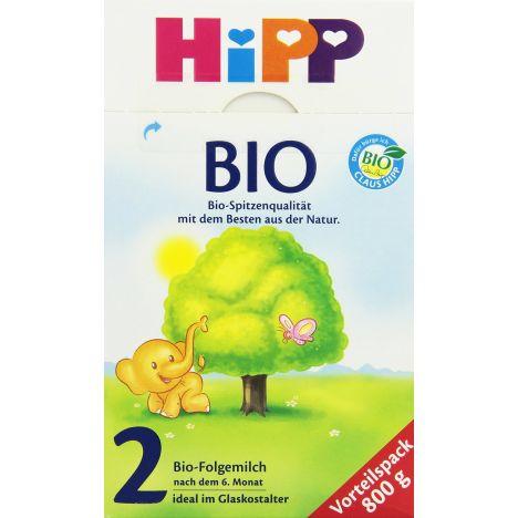 Bio Folgemilch 2 (800g)