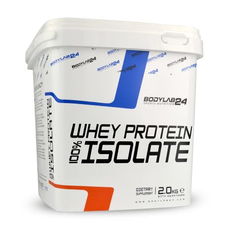 Whey Protein Isolate 2.0 kg