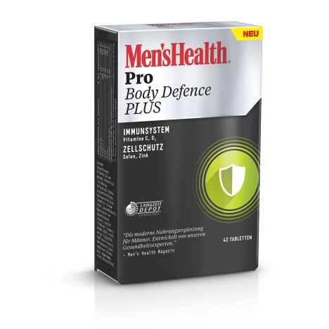 Body Defence Plus (42 Tabletten)