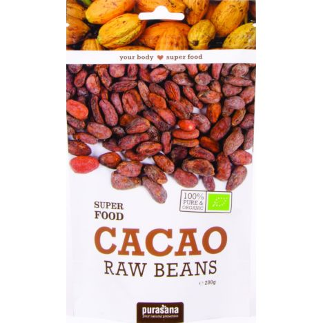 Kakao Bohnen Bio (200g)