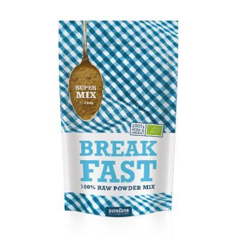 Frühstücks Mix Bio (250g)