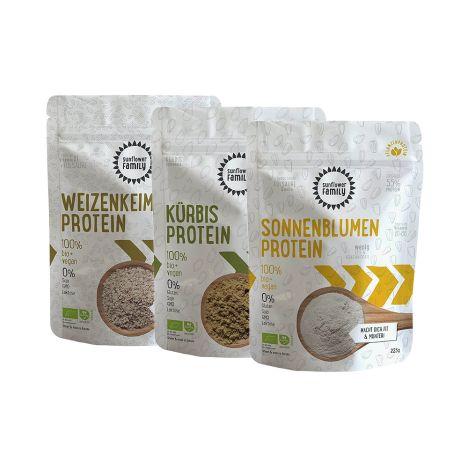 Veganes Protein-Paket