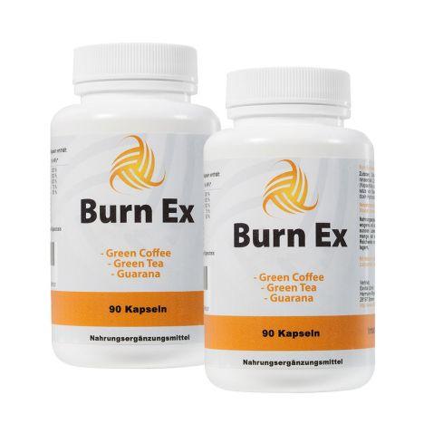 2 x ExVital Burn Ex (2 x 90 Kapseln)