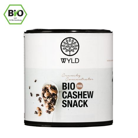 "Bio Cashew Snack ""Crunchy Concentrator"" (200g)"