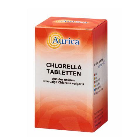 Chlorella Tabletten 500mg (400 Tabletten) MHD 30.10.2017