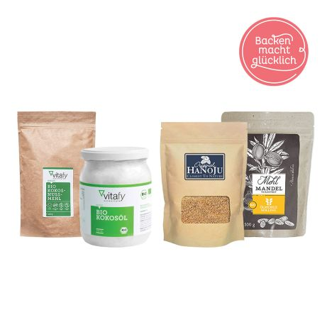 Clean Backen Einsteiger-Paket