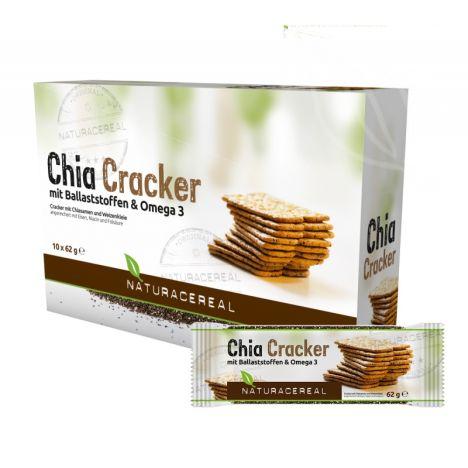 Chia Cracker (10x62g)