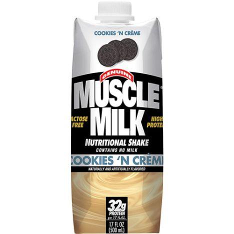 Muscle Milk RTD (12 x 500ml)