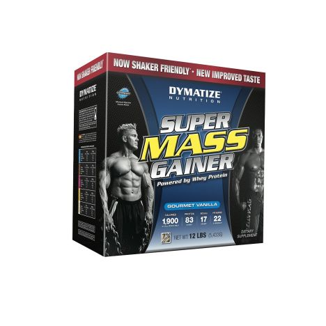 Super Mass Gainer (5443g)