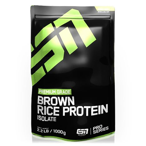 Rice Protein Isolate (1000g)
