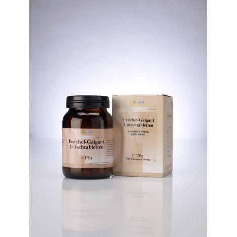 Fenchel-Galgant-Lutschtabletten (700 Tabletten)