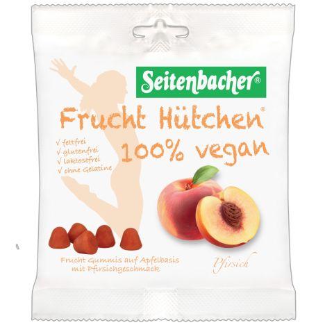 Vegane Fruchthütchen (85g)