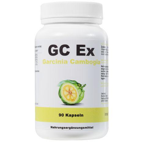 Garcinia Cambogia Extract (90 Kapseln)