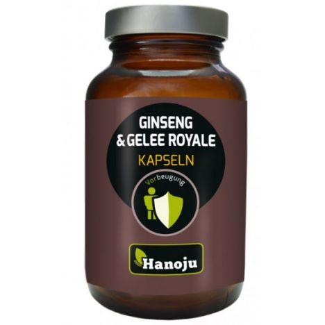 Gelee Royale – Ginseng 500 mg (90 Kapseln)