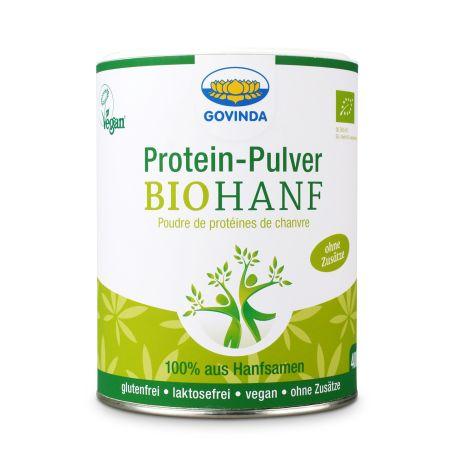 Protein-Pulver Bio Hanf (400g)