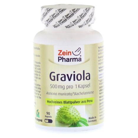 Graviola 500mg (90 Kapseln)