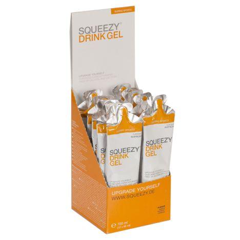 Drink Gel Box Himbeere (12x60ml)