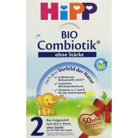 Bio Combiotik 2 Folgemilch, ohne Stärke (600g)