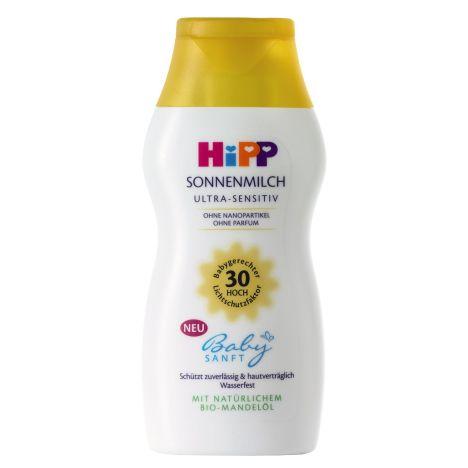 Babysanft Sonnenmilch LSF 30 (200ml)