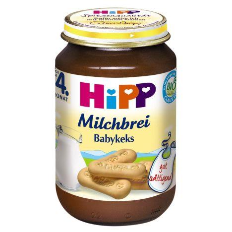 Milchbrei Babykeks ab dem 4. Monat bio (190g)
