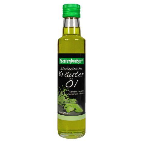 Bio Italienische Kräuter Öl (250ml)