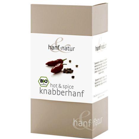 Knabberhanf bio (100g)