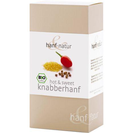 Knabberhanf hot&sweet bio (100g)