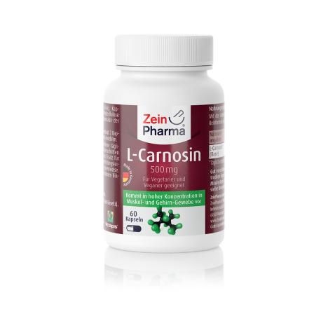 L-Carnosin (60 Kapseln)