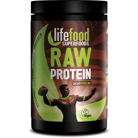 Roher Proteinpulver-Mix bio (450g)