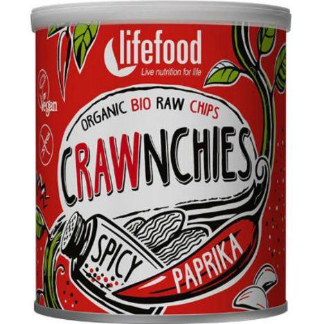 Crawnchies Spicy Paprika bio (30g)