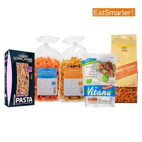 Low Carb Pasta Testpaket