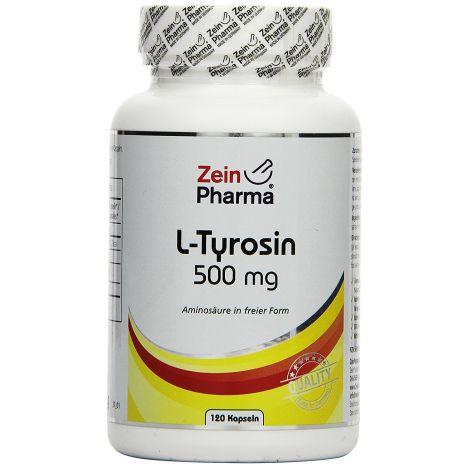 L-Tyrosin Kapseln (120 Kapsel)