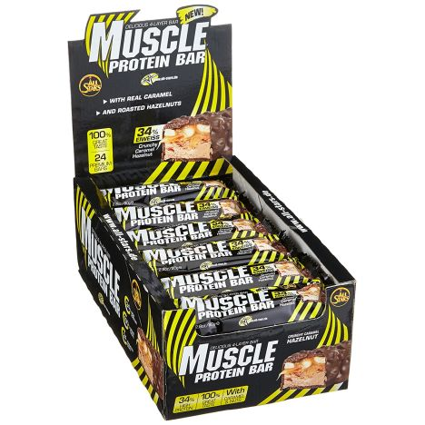 Muscle Protein Bar (24x80g)
