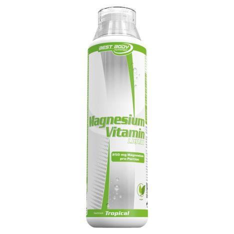 Magnesium Vitamin Liquid (500ml)