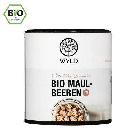 """Bio Maulbeeren """"Vitality Grower"""" (175g)"""