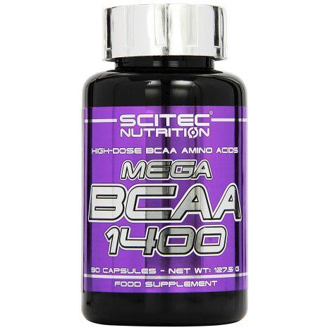 MEGA BCAA 1400 (90 Kapseln)