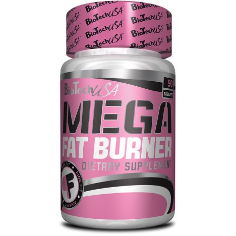 Mega Fat Burner (90 Tabletten)