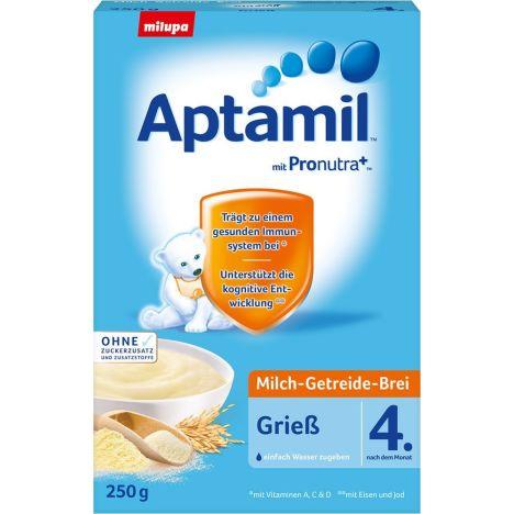 Aptamil Milchbrei Grieß 4M (250g)