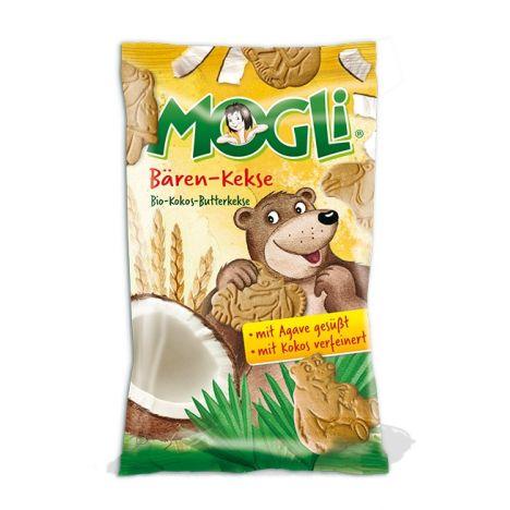 Mini Bären Kekse bio (50g)