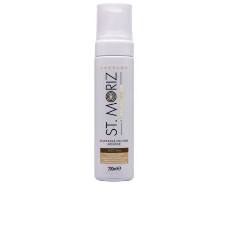 Professional Tanning Mousse Medium (200ml)
