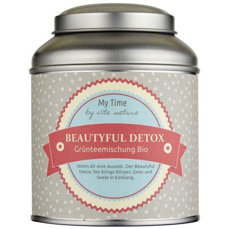 My Time - Beautyful Detox Grünteemischung bio (70g)