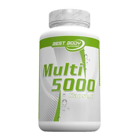 Multi 5000 (100 Kapseln)