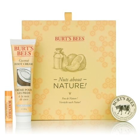 Nuts about Nature Set, Limited Edition (181,25g)